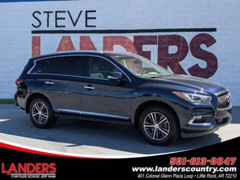 2017 Infiniti QX60 for sale at The Car Guy powered by Landers CDJR in Little Rock AR