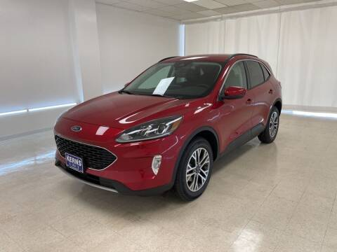 2021 Ford Escape for sale at Kerns Ford Lincoln in Celina OH