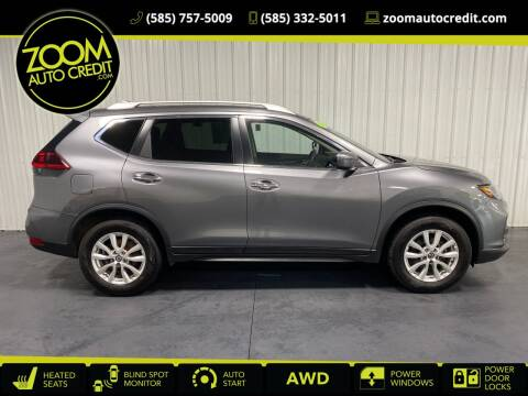 2019 Nissan Rogue for sale at ZoomAutoCredit.com in Elba NY