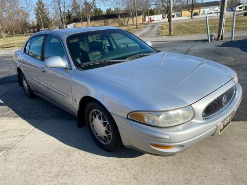 2002 Buick LeSabre for sale at Huggins Auto Sales in Ottawa OH
