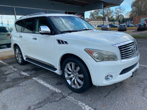 2011 Infiniti QX56 for sale at Carz Unlimited in Richmond VA
