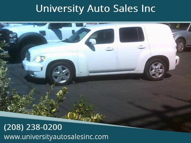 2010 Chevrolet HHR for sale at University Auto Sales Inc in Pocatello ID