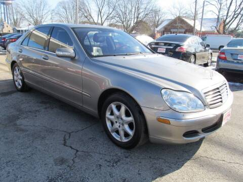 2006 Mercedes-Benz S-Class for sale at St. Mary Auto Sales in Hilliard OH