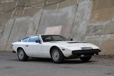 1979 Maserati Khamsin for sale at Gullwing Motor Cars Inc in Astoria NY