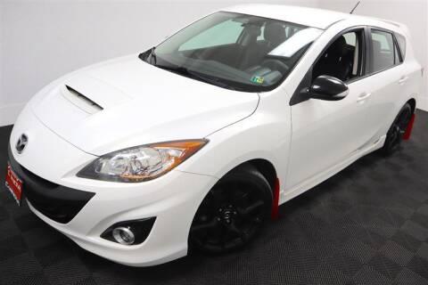 2012 Mazda MAZDASPEED3 for sale at CarNova in Stafford VA