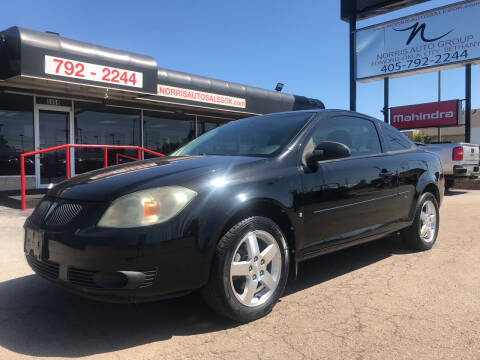 2009 Pontiac G5 for sale at NORRIS AUTO SALES in Oklahoma City OK