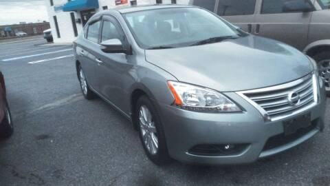2013 Nissan Sentra for sale at IMPORT MOTORSPORTS in Hickory NC
