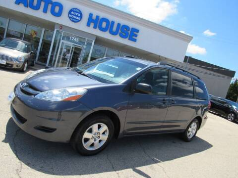 2009 Toyota Sienna for sale at Auto House Motors in Downers Grove IL
