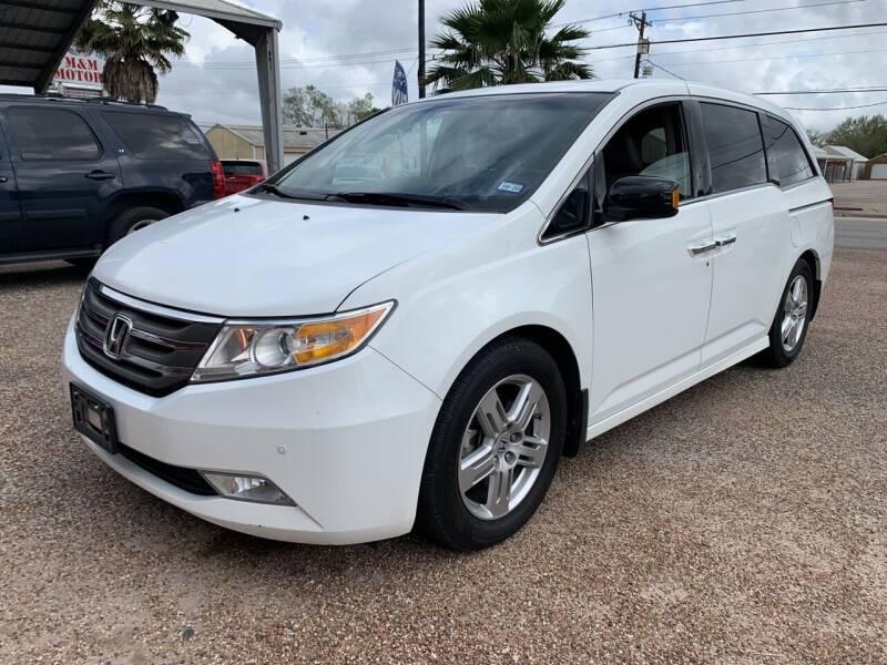 2011 Honda Odyssey for sale at M & M Motors in Angleton TX