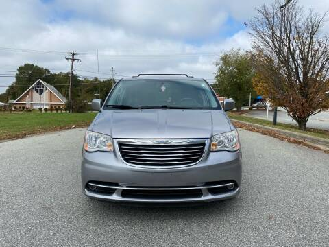 2014 Chrysler Town and Country for sale at RoadLink Auto Sales in Greensboro NC