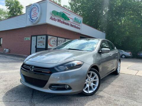 2013 Dodge Dart for sale at GMA Automotive Wholesale in Toledo OH