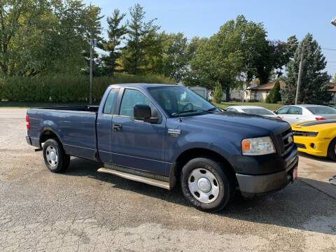 2006 Ford F-150 for sale at GREENFIELD AUTO SALES in Greenfield IA