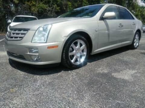 2007 Cadillac STS for sale at JacksonvilleMotorMall.com in Jacksonville FL