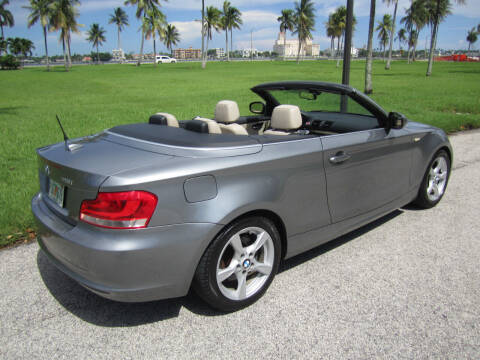 2012 BMW 1 Series for sale at FLORIDACARSTOGO in West Palm Beach FL