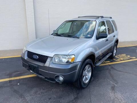 2005 Ford Escape for sale at Carland Auto Sales INC. in Portsmouth VA