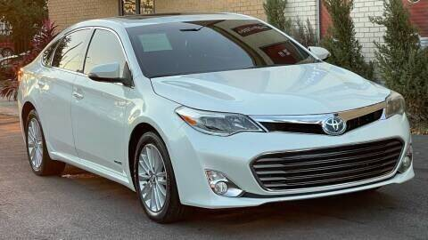 2015 Toyota Avalon Hybrid for sale at Auto Imports in Houston TX
