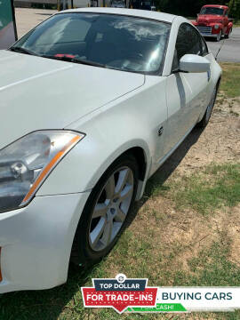 2004 Nissan 350Z for sale at BRYANT AUTO SALES in Bryant AR