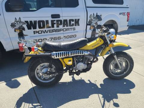 1974 Suzuki 125 Trail for sale at WolfPack PowerSports in Moses Lake WA