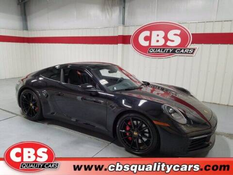 2021 Porsche 911 for sale at CBS Quality Cars in Durham NC