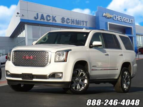 2017 GMC Yukon for sale at Jack Schmitt Chevrolet Wood River in Wood River IL