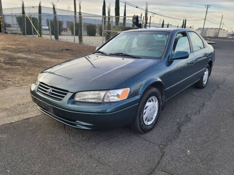 1998 Toyota Camry for sale at The Auto Barn in Sacramento CA