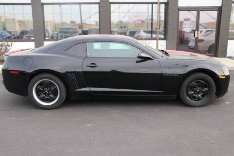 2012 Chevrolet Camaro for sale at Ultimate Auto Deals DBA Hernandez Auto Connection in Fort Wayne IN
