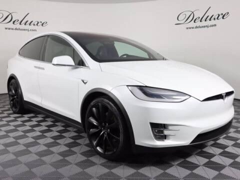 2018 Tesla Model X for sale at DeluxeNJ.com in Linden NJ