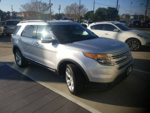 2011 Ford Explorer for sale at JOE BULLARD USED CARS in Mobile AL
