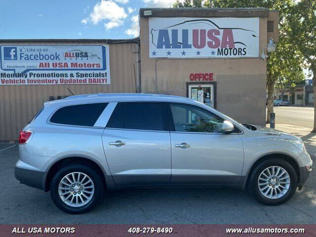 2011 Buick Enclave for sale in San Jose, CA