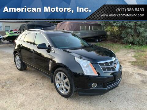 2011 Cadillac SRX for sale at American Motors, Inc. in Farmington MN