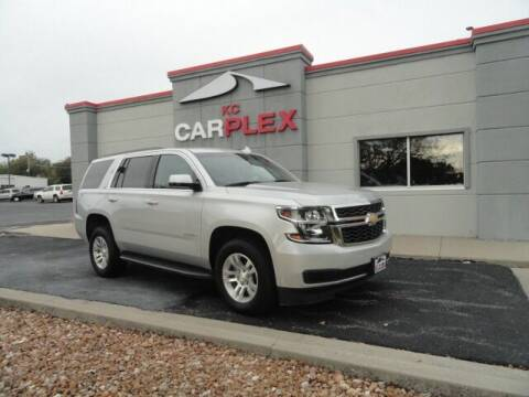 2018 Chevrolet Tahoe for sale at KC Carplex in Grandview MO