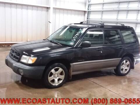1999 Subaru Forester for sale at East Coast Auto Source Inc. in Bedford VA