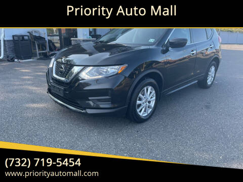 2018 Nissan Rogue for sale at Mr. Minivans Auto Sales - Priority Auto Mall in Lakewood NJ
