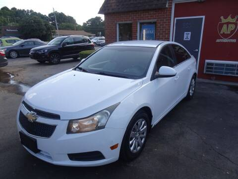 2011 Chevrolet Cruze for sale at AP Automotive in Cary NC
