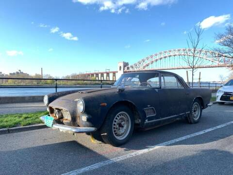 1962 Maserati 3500GTI for sale at Gullwing Motor Cars Inc in Astoria NY