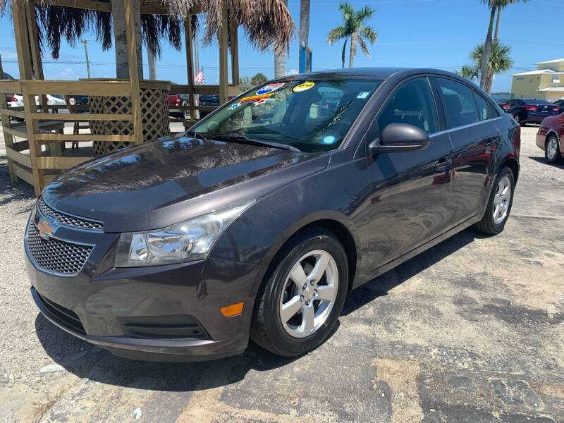 2014 Chevrolet Cruze for sale at D&S Auto Sales, Inc in Melbourne FL