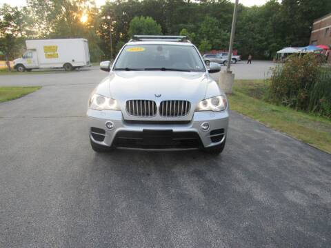 2013 BMW X5 for sale at Heritage Truck and Auto Inc. in Londonderry NH