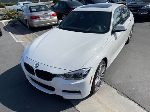 2018 BMW 3 Series for sale at CARSTER in Huntington Beach CA