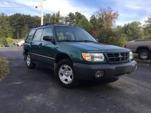 1999 Subaru Forester for sale at Deals On Wheels LLC in Saylorsburg PA