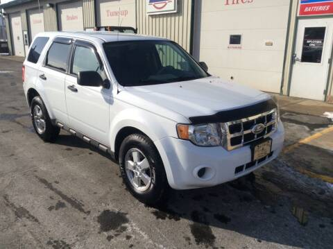 2009 Ford Escape for sale at TRI-STATE AUTO OUTLET CORP in Hokah MN