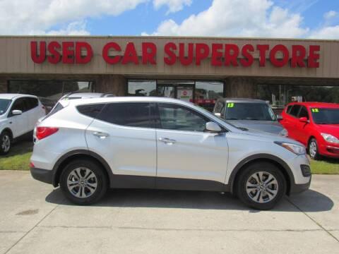 2015 Hyundai Santa Fe Sport for sale at Checkered Flag Auto Sales NORTH in Lakeland FL