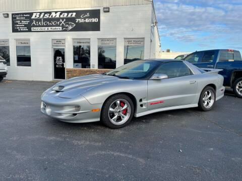 1999 Pontiac Firebird for sale at BISMAN AUTOWORX INC in Bismarck ND