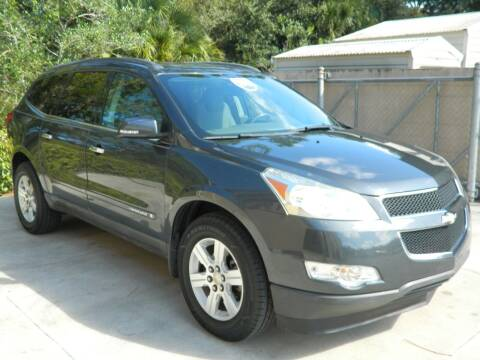 2010 Chevrolet Traverse for sale at Jeff's Auto Sales & Service in Port Charlotte FL