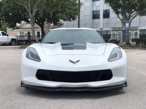 2015 Chevrolet Corvette for sale at Carlando in Lakeland FL