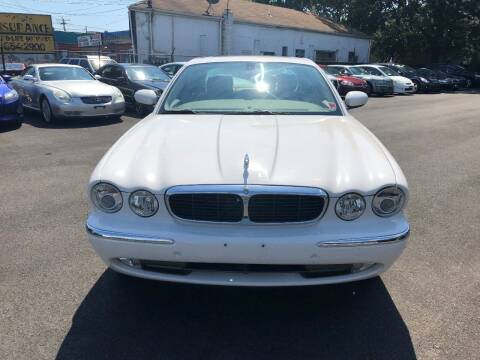 2004 Jaguar XJ-Series for sale at QUALITY AUTO SALES OF NEW YORK in Medford NY