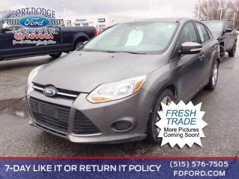 2014 Ford Focus for sale at Fort Dodge Ford Lincoln Toyota in Fort Dodge IA