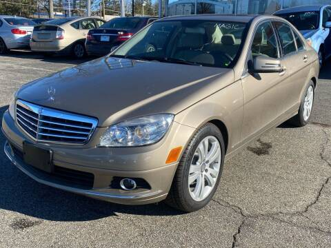 2010 Mercedes-Benz C-Class for sale at MAGIC AUTO SALES in Little Ferry NJ