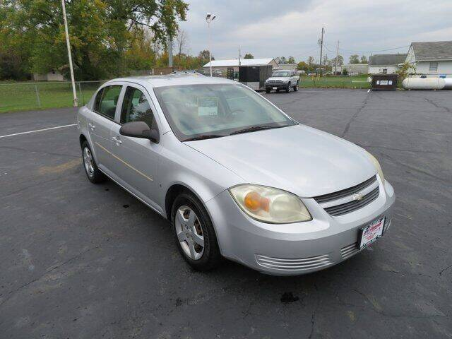 2007 Chevrolet Cobalt for sale at Tri-County Pre-Owned Superstore in Reynoldsburg OH