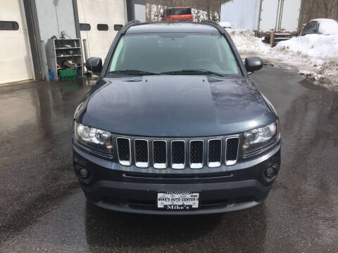 2014 Jeep Compass for sale at Mikes Auto Center INC. in Poughkeepsie NY