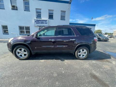 2009 GMC Acadia for sale at Lightning Auto Sales in Springfield IL